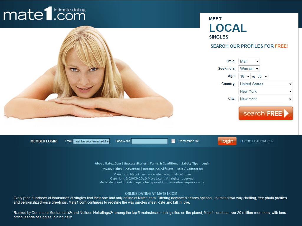Free online dating sites australia