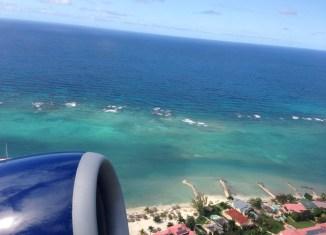 Leaving Jamaica