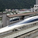 Japanese L0 maglev train