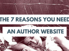 The 7 reasons why you need an author website
