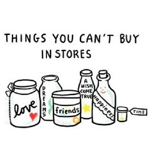 お金は愛を買うことができる