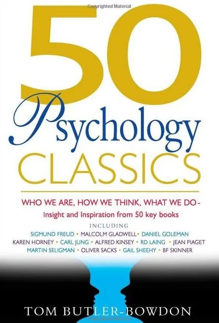 Front Cover of 50 Psychology Classics