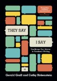 they-say-i-say-4th-edition