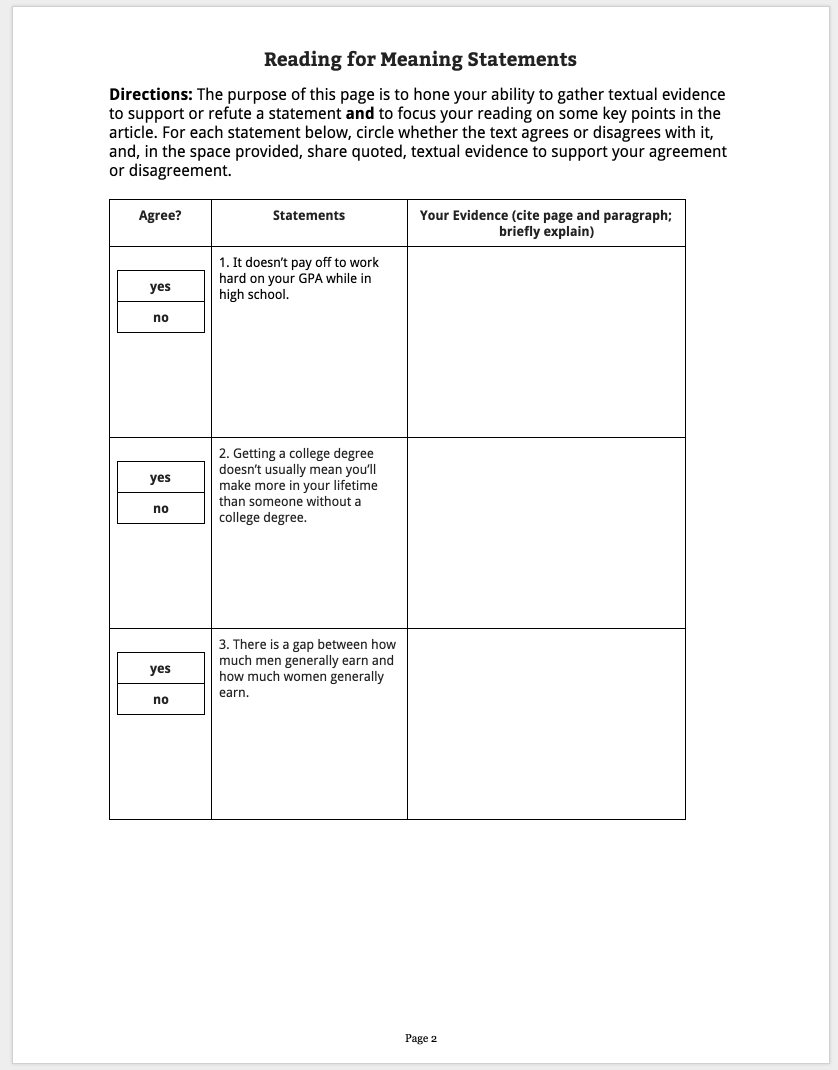 How to improve this essay ill choose best answer (10pts)...in 8th grade?