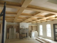 Coffered Ceiling Beams - Home Design