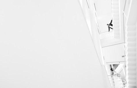 zwart wit Huwelijk fotografie