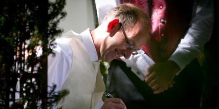 David wedding