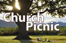 Church Picnic on April 16th 1-4pm @ Givens Park