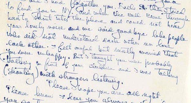 Hemingway\u0027s Love Letters davidgagnenet - love letters