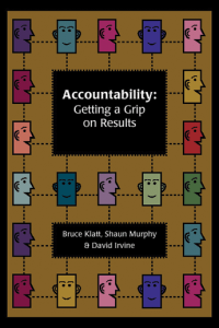 accountability: getting a grip on results