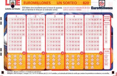 25,3 million euro Euromillion prize goes to Almería! – DavidJackson.info