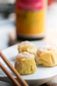 Sui mai - dim sum dumplings