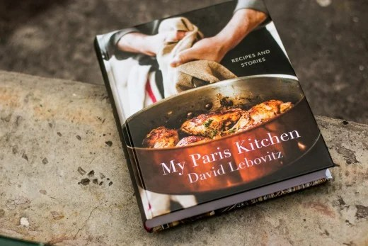 My Paris Kitchen Book Cover