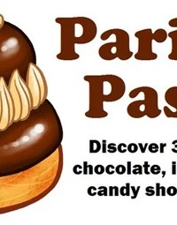 Paris Pastry Logo