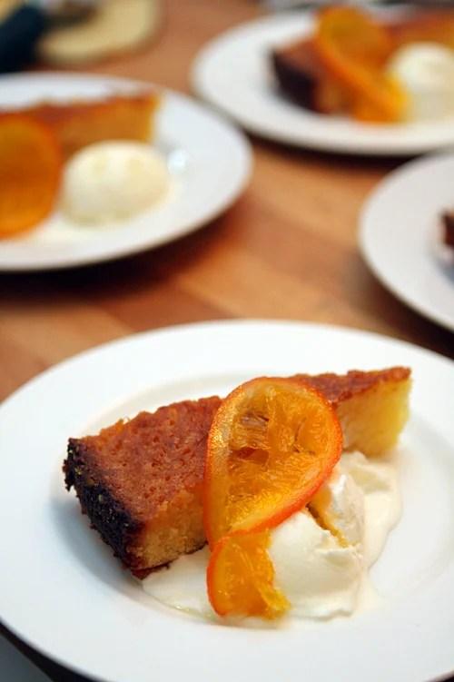 orange syrup cake recipe