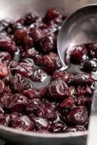 Fresh Cherry Compote recipe-5