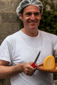 Irishman cheesemaker