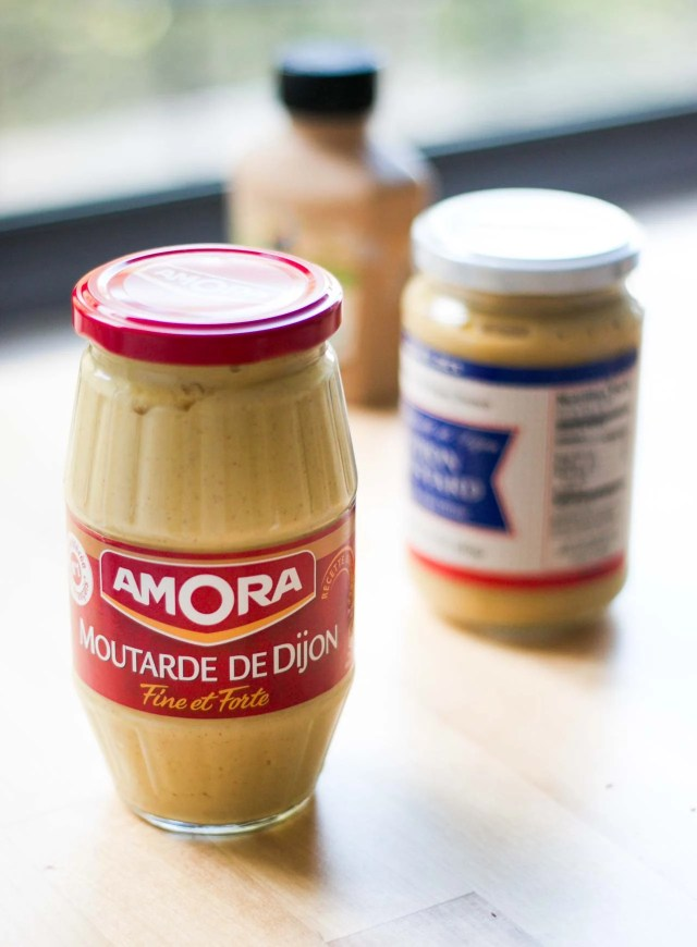 Dijon French Mustard