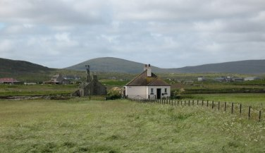 Cottage on the Machair