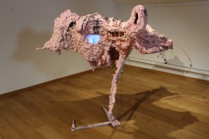 Raum +Objekt-Teil XVI I PERSPEKTIVE- Kunst & KUNSTstoffe, Kunstverein Gelsenkirchen