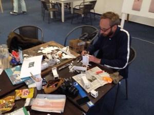 Samuel Treindl at Work