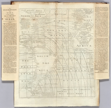 Browse All  Chart Map - David Rumsey Historical Map Collection