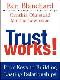 Book cover Trust Works