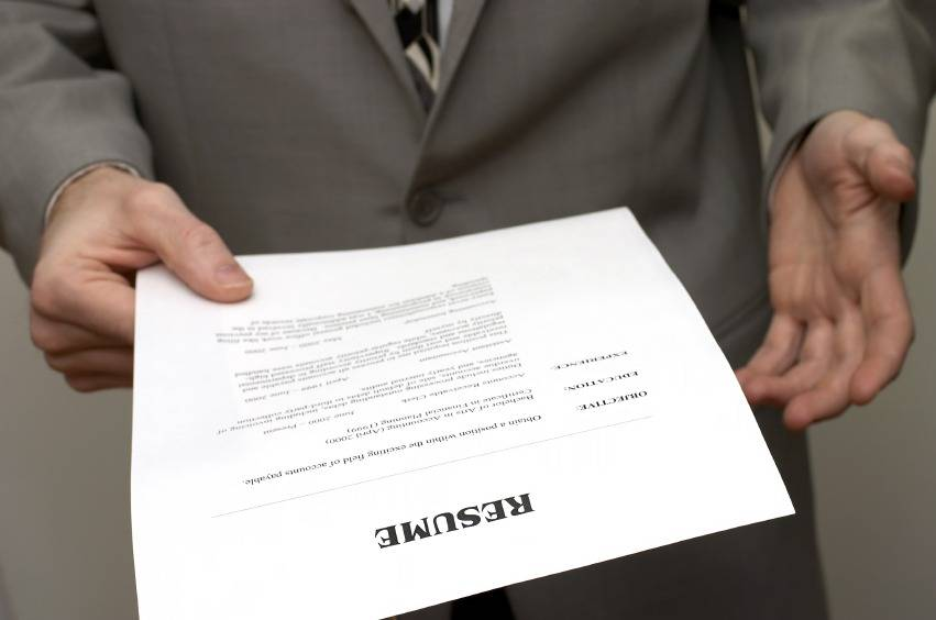 Tailor Your Resume for the Job You Want - tailor your resume