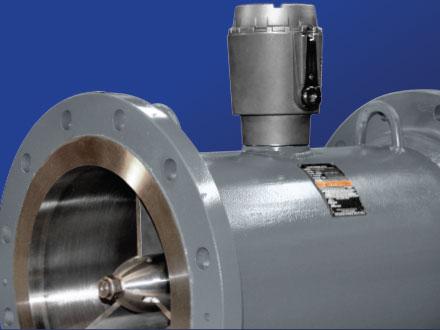 DANIEL Liquid Turbine Flow Meter - Davis  Davis