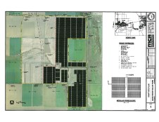 Tsakopoulos Solar Farm Map