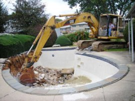 Pool Removal 18
