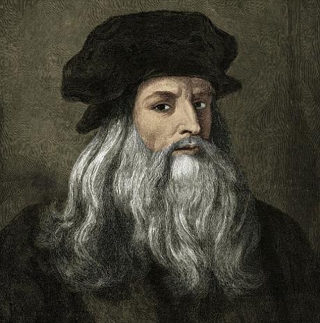 Celebrating Leonardo Da Vinci with Creationeer Extraordinaire, Lucky