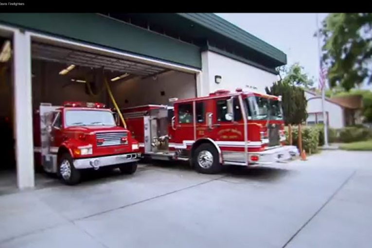 Fire Union President Sues City of Davis for Unpaid Overtime