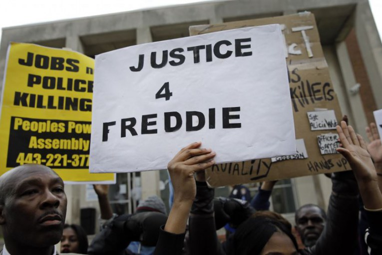Commentary: Where Is the Justice in Baltimore?