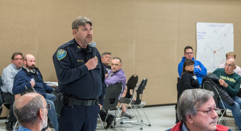 Long-Time Police Officer Named New Chief