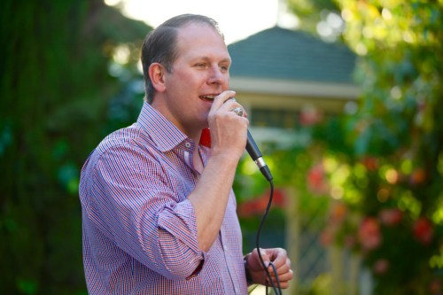 Former Candidate Gabe Griess Endorses Dodd