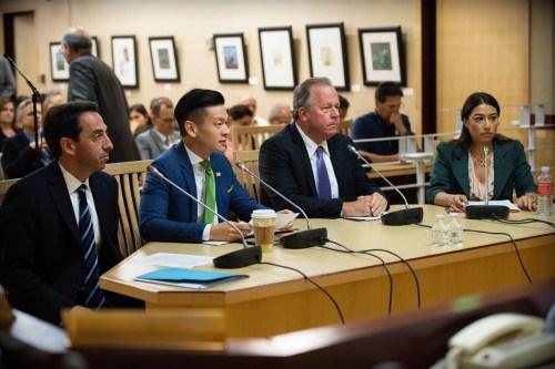 Dodd Bill Responding to Stanford Rape Case Passes Legislation