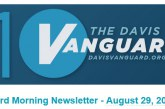 Why you should sign up for the Vanguard's Morning Newsletter?