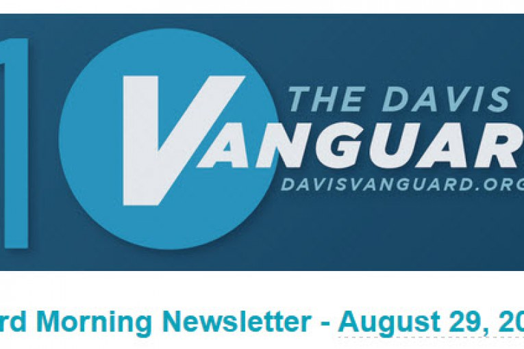 Why should you sign up for the Vanguard's Morning Newsletter?