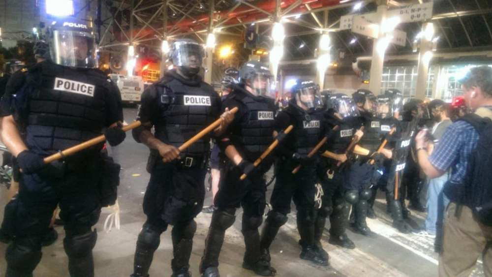 Justice Watch: Protests Erupt in Charlotte, Fatal Shooting in Oklahoma