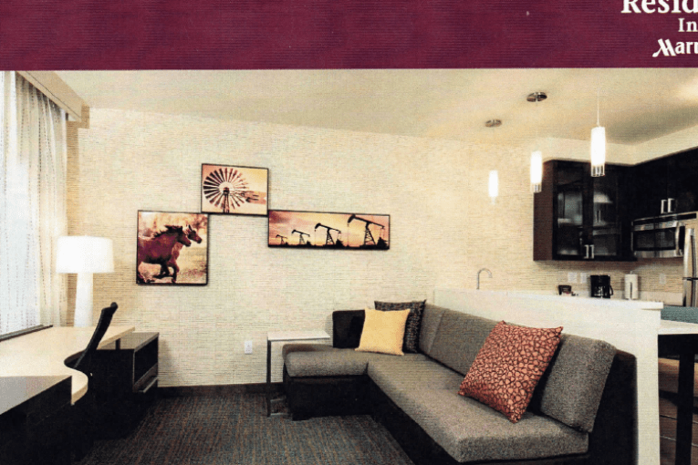 Will Residence Inn Get to LEED Status?