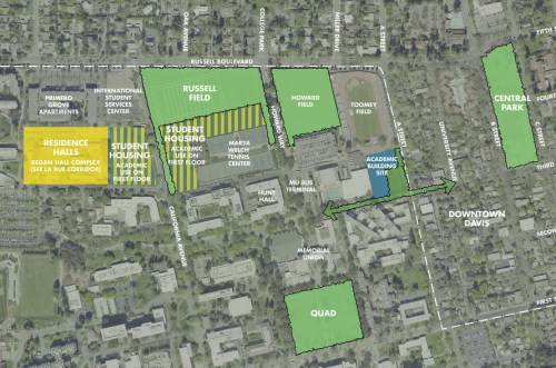 Commentary: Community Divided on Growth, but Largely Opposes Russell Fields Development