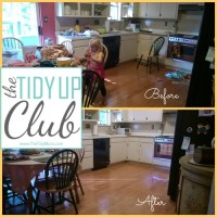 Tidy Up Club