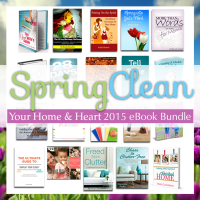 Spring Clean Your Home & Heart eBundle