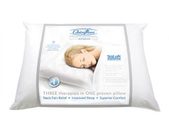 $140 VALUE - One massage visit to Complete Chiropractic & Bodywork Therapies with one chiroflow pillow