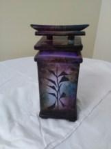 Ceramic jar by Lee Hazelgrove