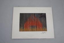 "$35 VALUE - ""Found Memories"" barn print by artist Daniel B. Lager"