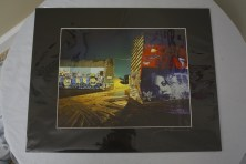 "$60 VALUE - ""Alley & Ruins #91, Mutant"" photograph by artist Xavier Nuez"