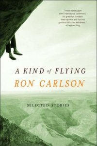 Carlson's collection includes stories from three of his collections.