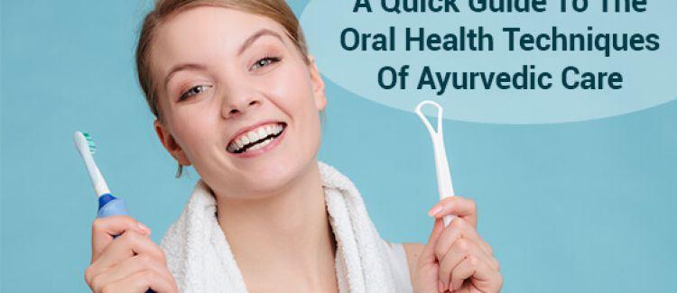 How Ayurvedic Care Can Help Keep Teeth Healthy